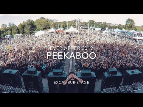 PEEKABOO Live - @ EVER AFTER Music Festival - June 2019 - EXCALIBUR STAGE (Day 2)