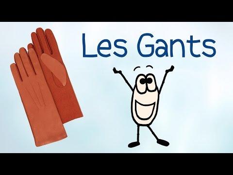 3 Patron De Couture Gants