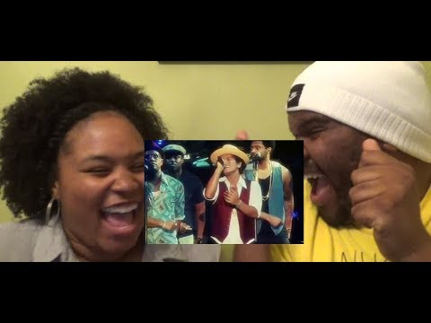 BRUNO MARS - IF I KNEW LIVE (IN PARIS) - REACTION