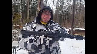 Shockwave Blade on AR pistol review