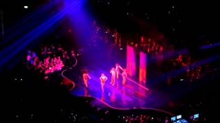 Beyoncé footage from her show at the O2 on 3 May 2013