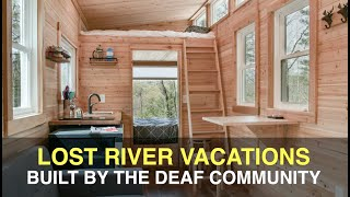 Kickstarter: https://www.kickstarter.com/…/lostriver/lost-river-vacations