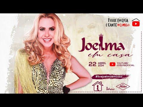 Joelma  - Live Joelma Em Casa   #FiqueEmCasa E Cante #Comigo