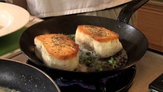 Jon Blackford's Fresh Alaskan Halibut