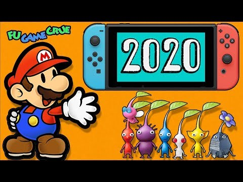 22 Nintendo Switch Games That Are Possible For 2020 Youtube