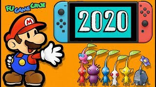 22 Nintendo Switch Games That Are Possible For 2020!