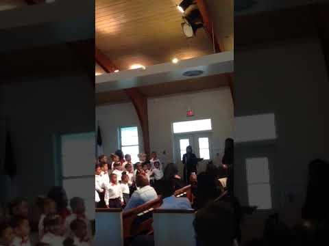 Pinehurst Christian school k4 Christmas Program 2018