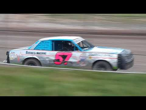 Rice Lake Speedway Aug 31 Pure Stock Heat