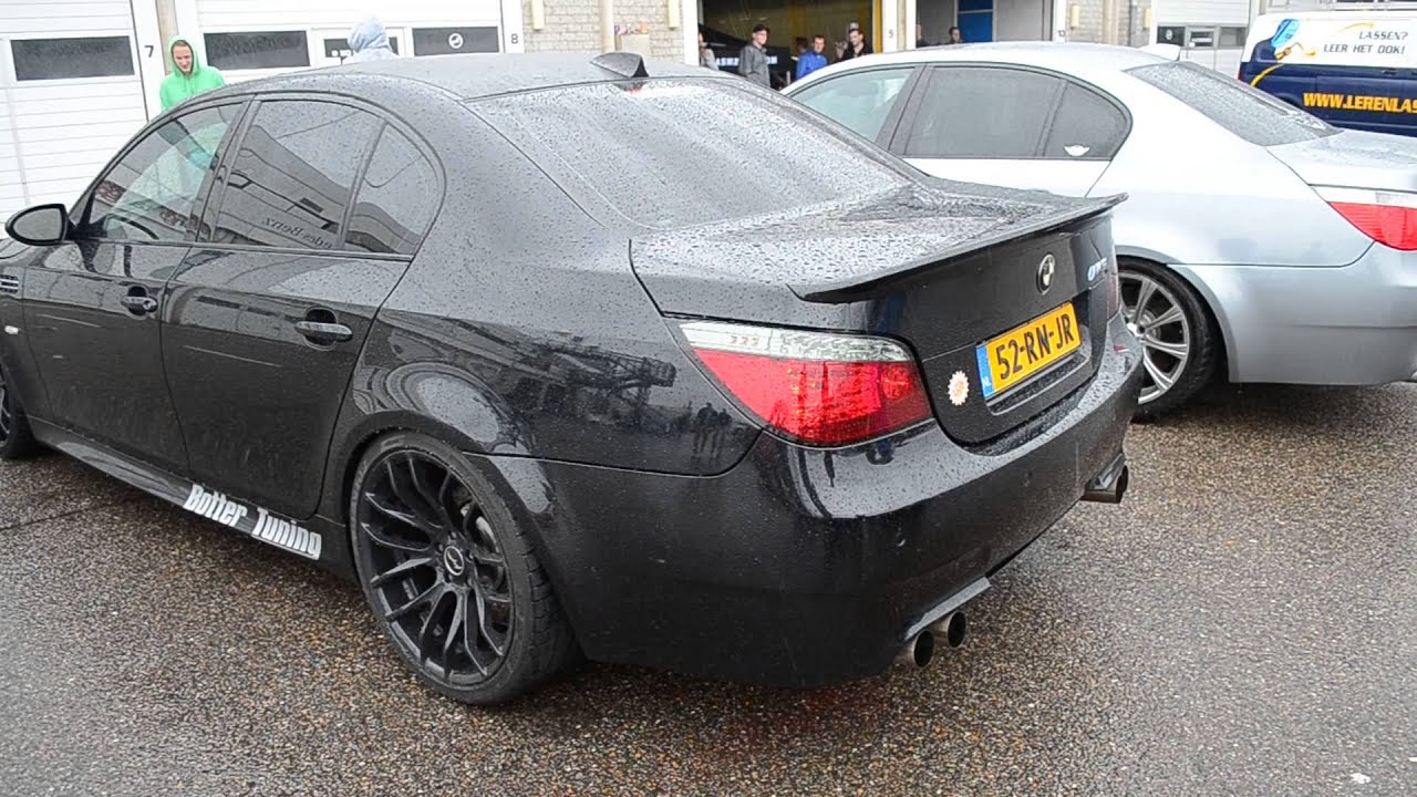 bmw m5 e60 by botter tuning starting up supercar sunday youtube. Black Bedroom Furniture Sets. Home Design Ideas