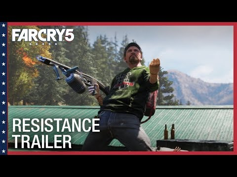 Far Cry 5: The Resistance   Trailer   Ubisoft [US]
