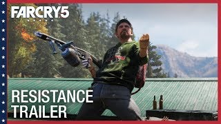 Far Cry 5: The Resistance | Trailer | Ubisoft [NA]