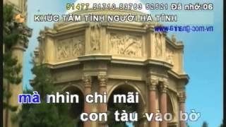 Một khúc tâm tình người Hà Tĩnh Karaoke