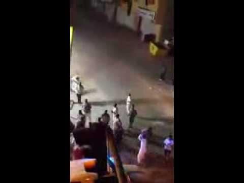 منفوحه مظاهرات و شغب العمالة الاثيوبية -Demonstrations riots Riyadh Manfouha the Ethiopians