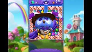 Candy Crush Friends Saga Level 650 (3 stars, No boosters)