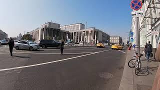 My GoPro Life. Библиотека им. Ленина. Москва. (Full HD)