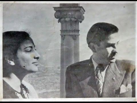 RAJ KAPOOR,NARGIS & DEV ANAND in Tbilisi1954