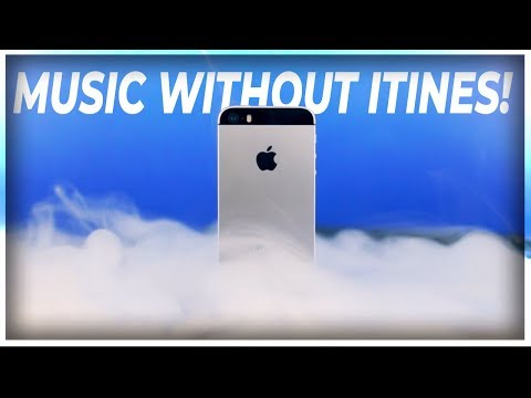 INSTALL MUSIC WITHOUT ITUNES