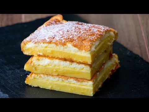 avec-4-œufs,-du-beurre-et-du-lait-faites-cette-recette-à-la-décoration-facile!|-savoureux.tv