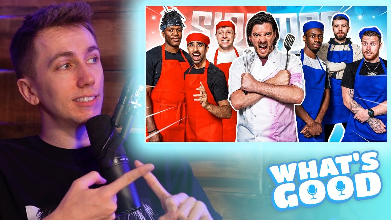 What REALLY Happened in SIDEMEN EXTREME COOK OFF