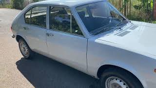 Alfasud Alfa Romeo