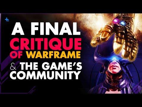 My Final Heavy-Critique of Warframe[DE] thumbnail