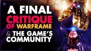 My Final Heavy-Critique of Warframe[DE]