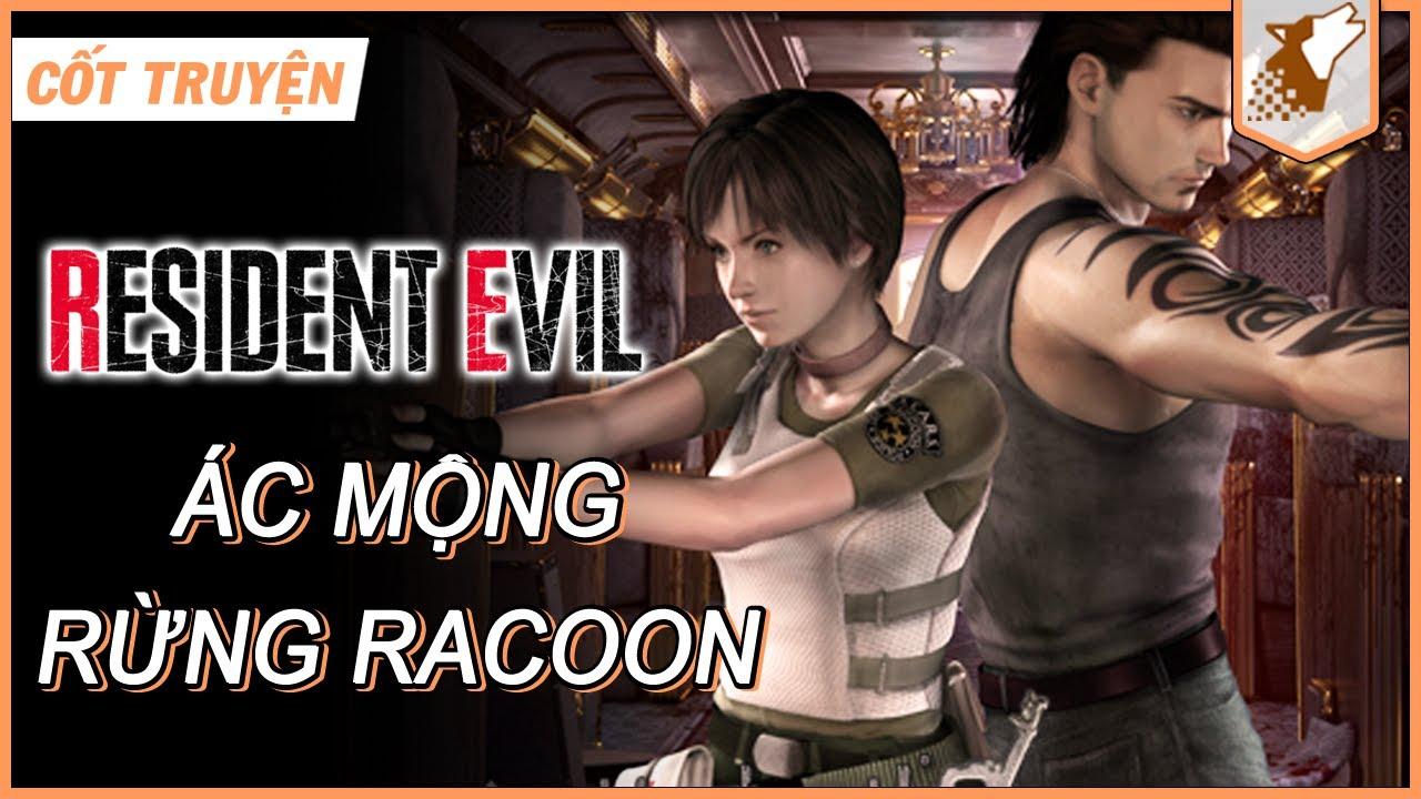 【Resident Evil Zero】Cốt Truyện Game #2   Ác Mộng Rừng Raccoon