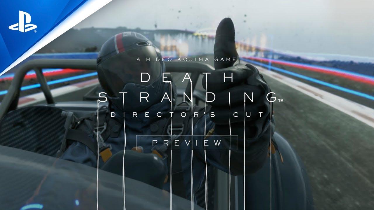 PS5, PS4|Death Stranding Directors Cut 프리뷰 트레일러 (한글 자막)