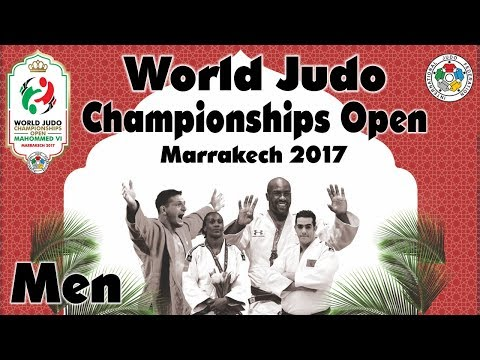 World Judo Open Championships 2017: Men