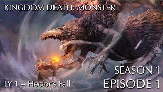 kingdom Death: Monster Season 1, Episode 1 Playthrough