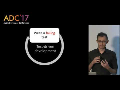 Ryan Avery - Test-driven development for audio plugins (ADC'17)