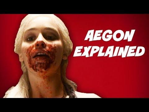 Game Of Thrones - Aegon Targaryen The Conqueror Explained
