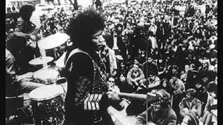 Jimi Hendrix's Jam Session - Lord, I Sing The Blues For Me And You