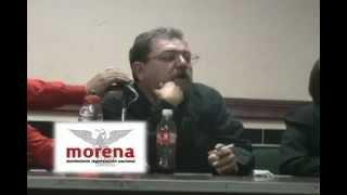 Paco Ignacio Taibo II - La cultura tiene efecto sanador - MORENA Coahuila