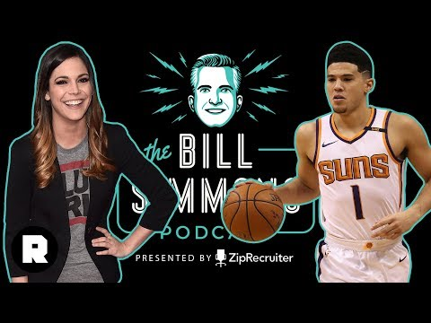 Katie Nolan And NBA Summer Check-in With Kevin O'Connor | The Bill Simmons Podcast (Ep. 413)
