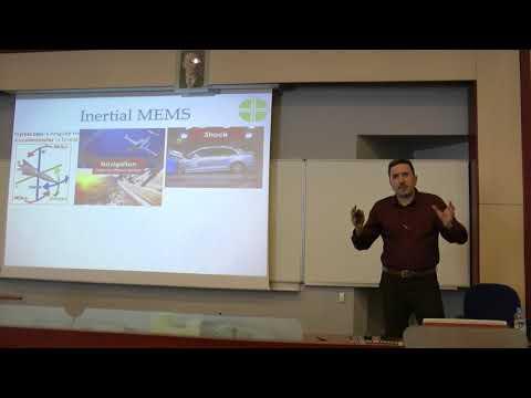 IEEE AP/MTT/EMC/ED Turkey Seminars - Dr. Said Emre Alper, April 6, 2018