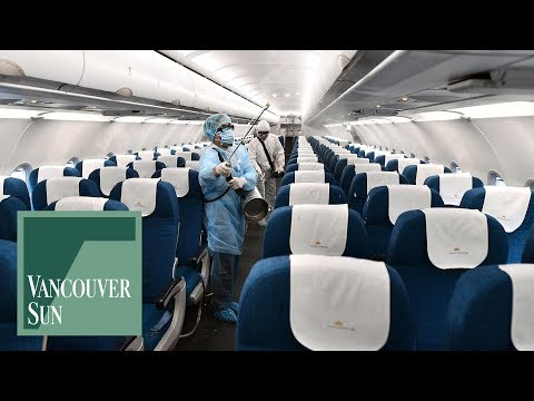 How To Avoid Coronavirus On Flights | Vancouver Sun