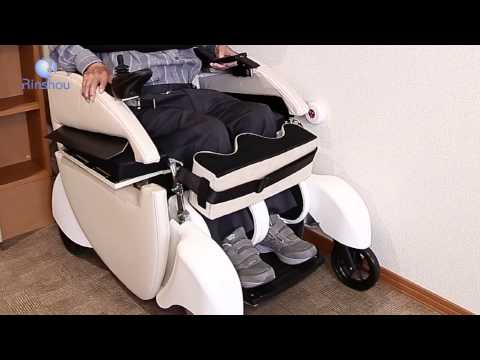 Electric Wheelchair JAPAN
