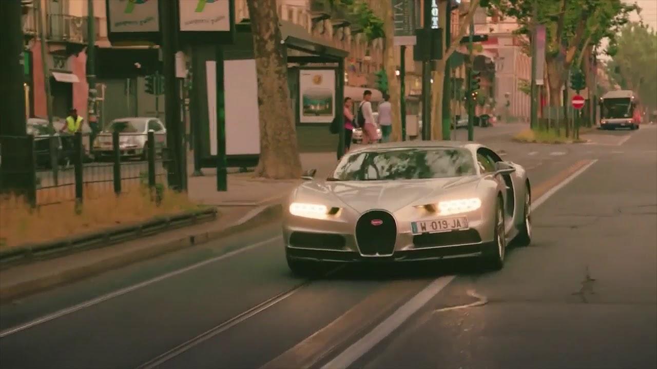 Italia, Torino The Grand Tour S2e3 Bugatti Chiron Jeremy Clarkson (pure  sound)