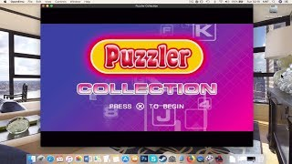 How to Install PSP Puzzler Collection on MAC?