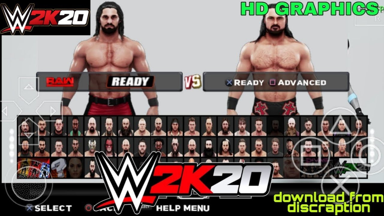 21+ How To Download Wwe 2K20 On Your Phone Gif