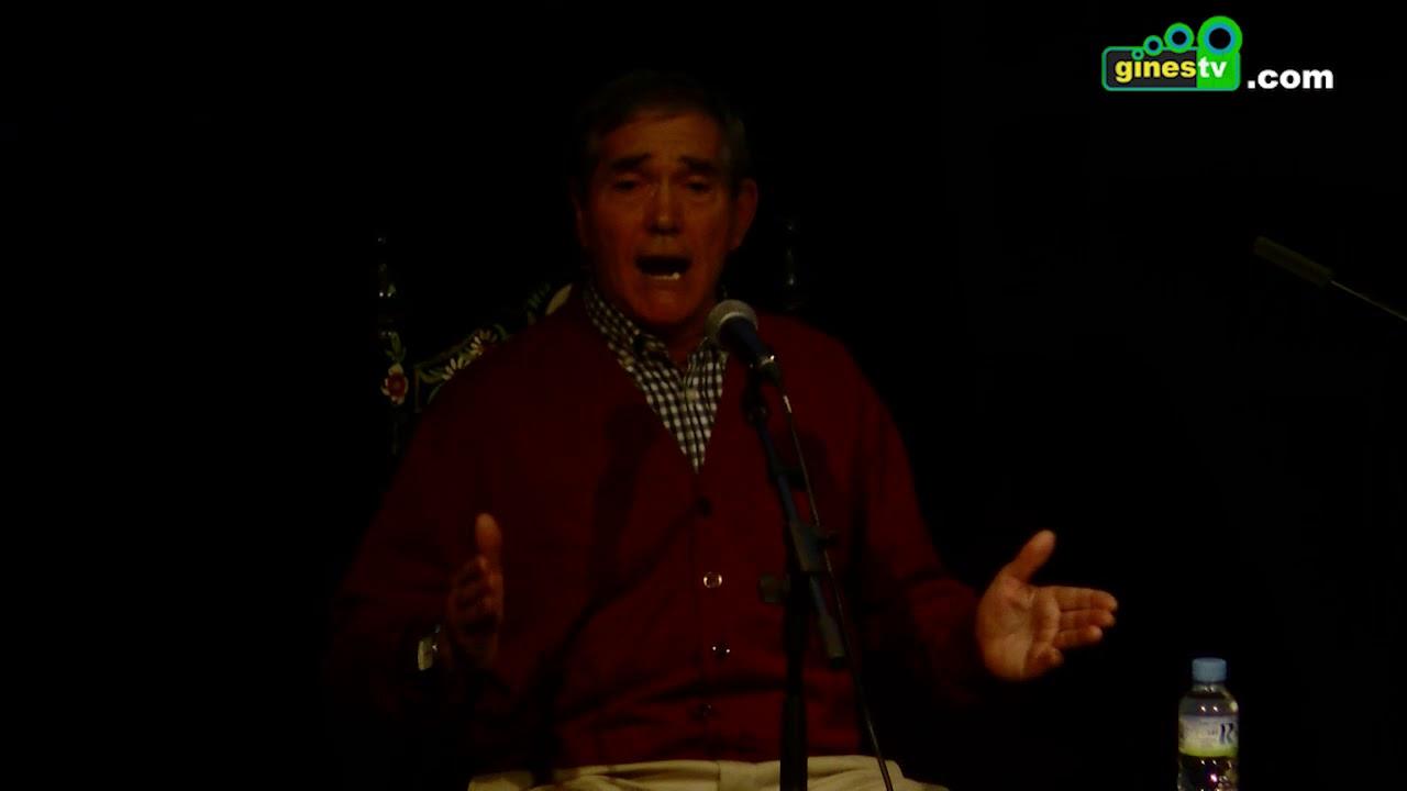Manolo Angulo en el Festival Flamenco de Gines 2017