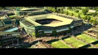 Wimbledon el amor esta en juego en Cosmopolitan TV