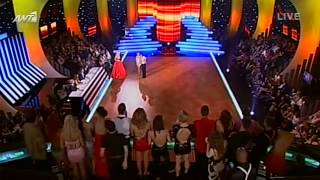 DANCING WITH THE STARS 4 ΕΠΕΙΣΟΔΙΟ 1