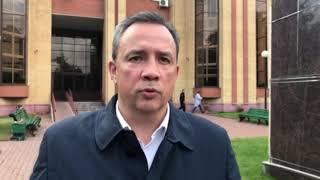 Адвокат Александра Шестуна комментирует судебное заседание 14 сентября 2020 года