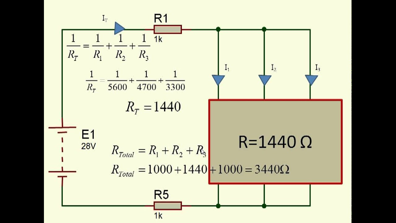 Calculating Parallel Circuit
