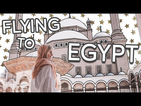 Flying To Egypt | NFL Off-Season
