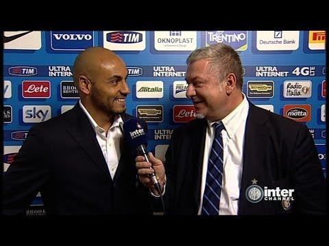 INTERVISTE POST PARTITA INTER-TORINO