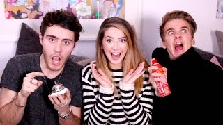 Boyfriend VS Brother | Zoella