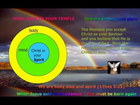 Spiritual Birthing - Who lives in your temple
